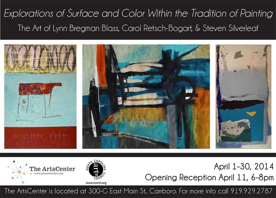 artscenter show april 14
