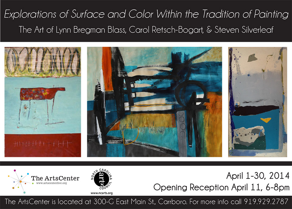 artscenter show april 14