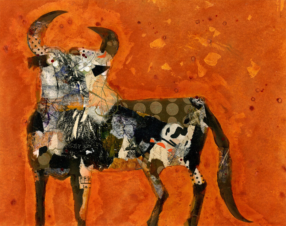 Carol Retsch-Bogart's Durham Bull